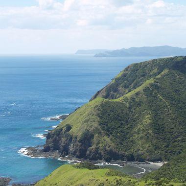 New Zealand Coast Line