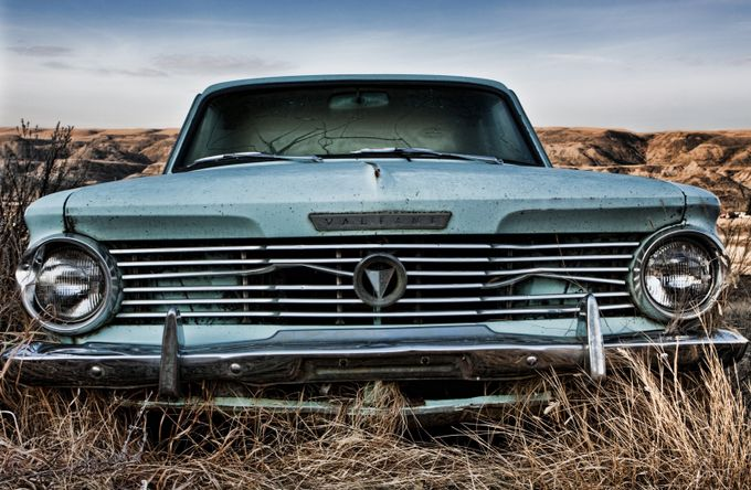 Valiant - Dorothy, Alberta by Mish55 - My Favorite Car Photo Contest