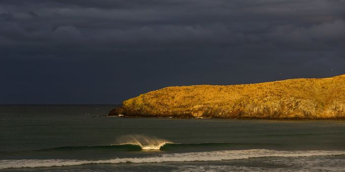 Penguin Place Point by johngregory - 500 Stormy Clouds Photo Contest