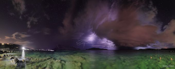 Perfect Storm by Mauro_Mendula - 500 Stormy Clouds Photo Contest