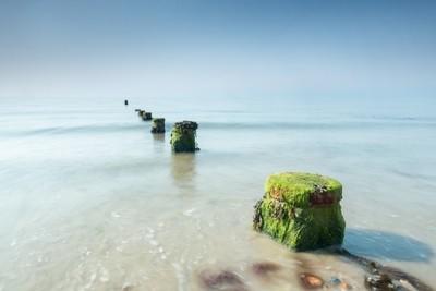 Bognor beach Groynes