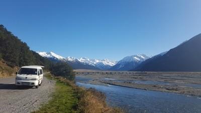 Arthurs Pass, New Zealand