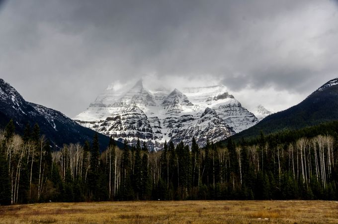 Mount Robson by kailamariewalton - Composing with Patterns Photo Contest