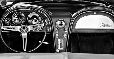 Old Corvette