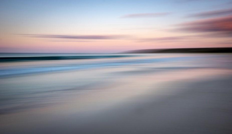 Bunker Bay, Western Australia...at a gorgoeus autumn pastel sunrise