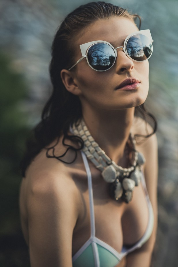 Summer vibes by LaimaKavaliauskaite - Sunglasses Photo Contest