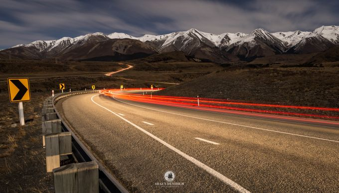 Round the bend by shaun_denholm - Country Roads Photo Contest