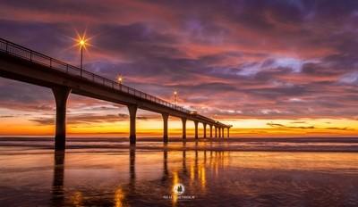 Sunrise at New Brighton