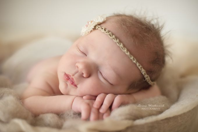 Hint of a smile by emmafleetwood - Anything Babies Photo Contest