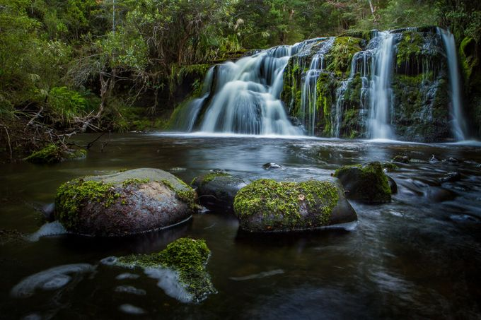Boyd Creak by nzdncjw - The Magic Of Moving Water Photo Contest
