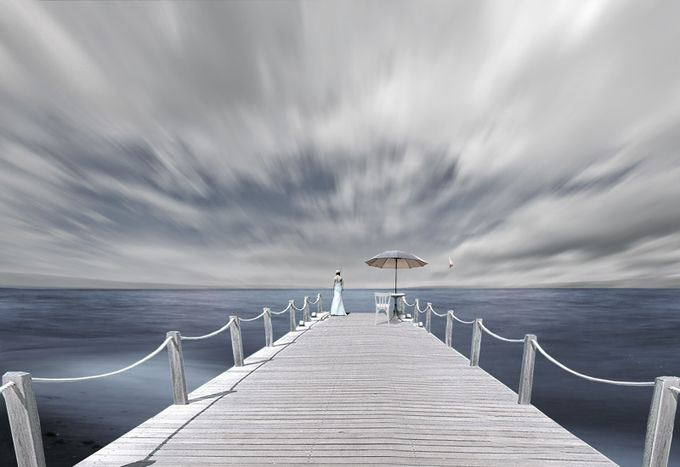 the long awaiting by joecas - Boardwalks Photo Contest