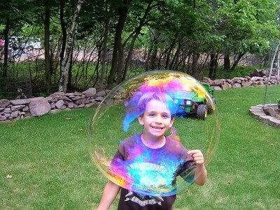 Look at this Bubble