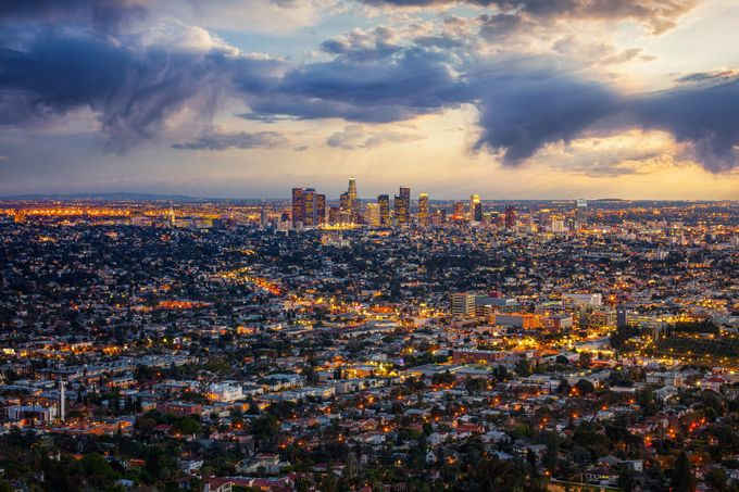 City of Angels by rexjones - City Views Photo Contest