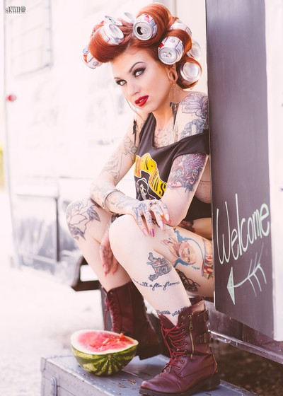 trailer park girl