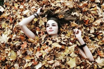 Amongst The Leaves