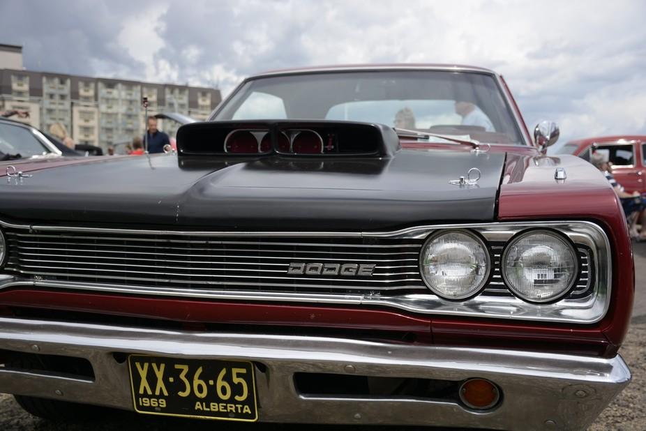 Angry Dodge