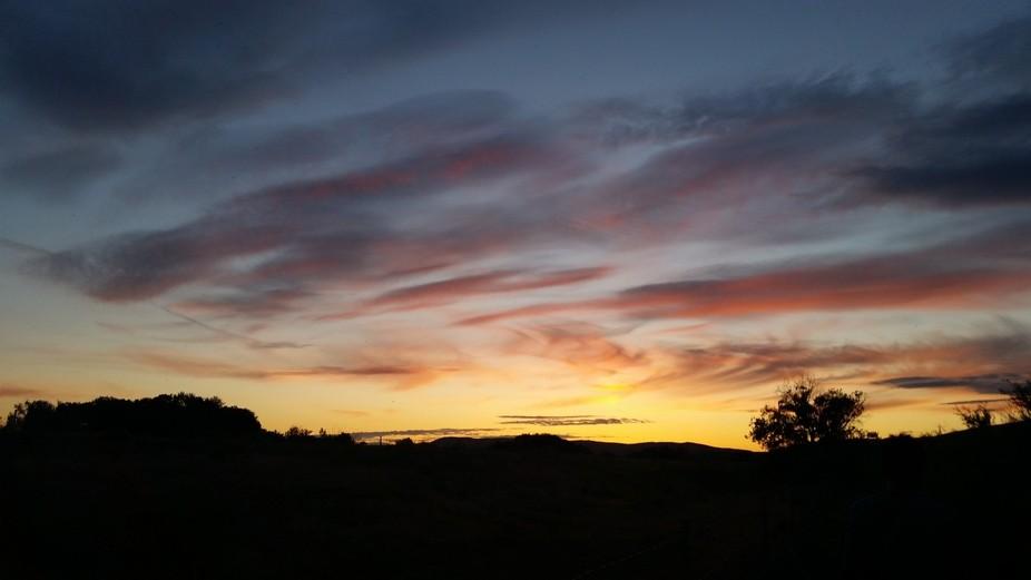 Wapato sunset
