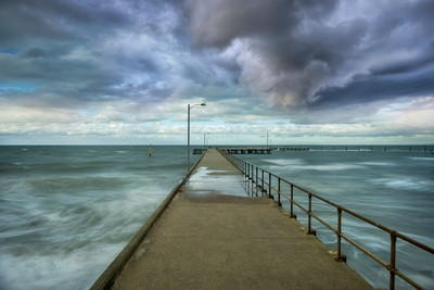 Port Arlington Pier