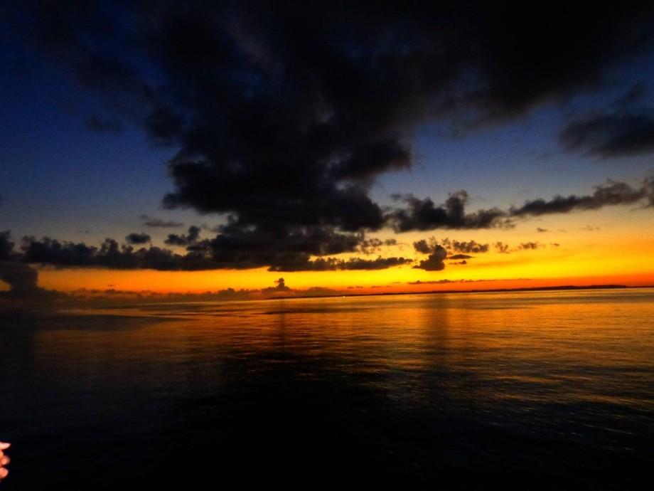 Atlantic ending