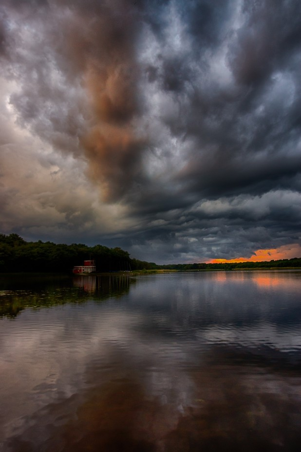 Horizons Light by stevehardiman - A Storm Is Coming Photo Contest