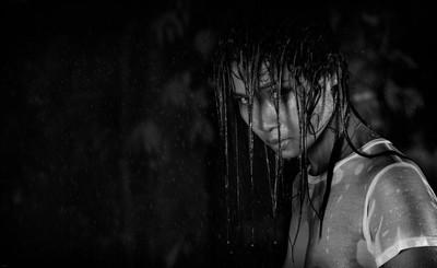 Rainy night mood II