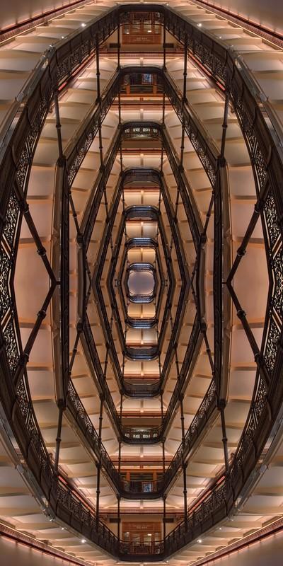 Milwaukee City Hall Atrium
