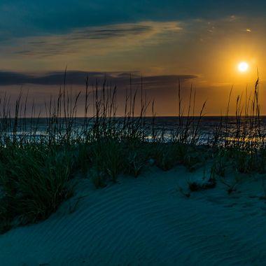 Sunrise on Hatteras Island