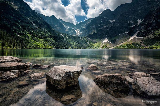 Morskie Oko - Poland by krisbednarzewski - Depth In Nature Photo Contest