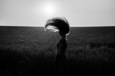 Hair Silhouette