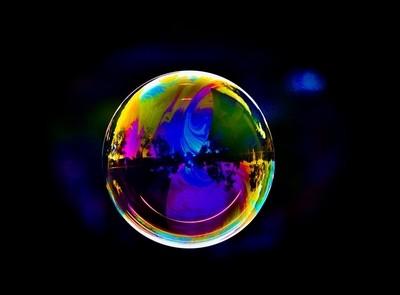 Dark Bubble