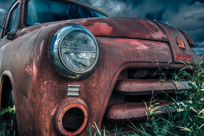 Rust Bucket by hartmanc10 - Trucks Photo Contest