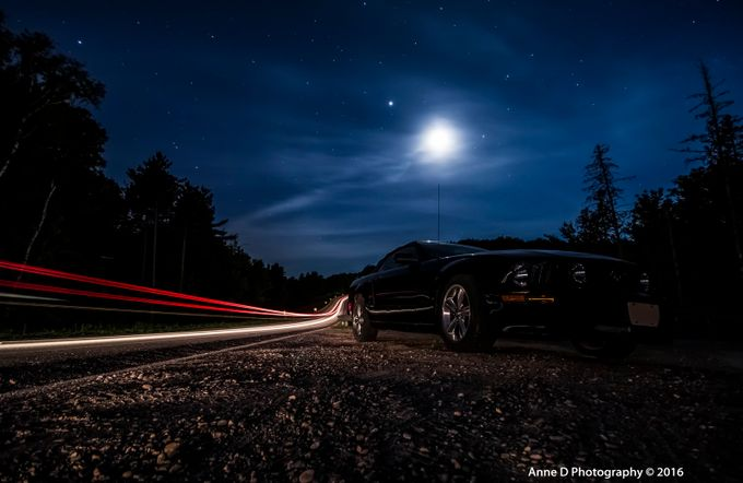 My Ride by AnneDphotography - Awesome Cars Photo Contest