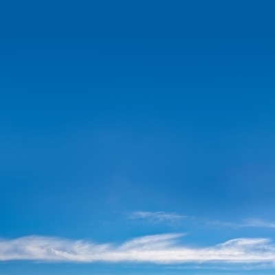 Paint Me a Blue Sky