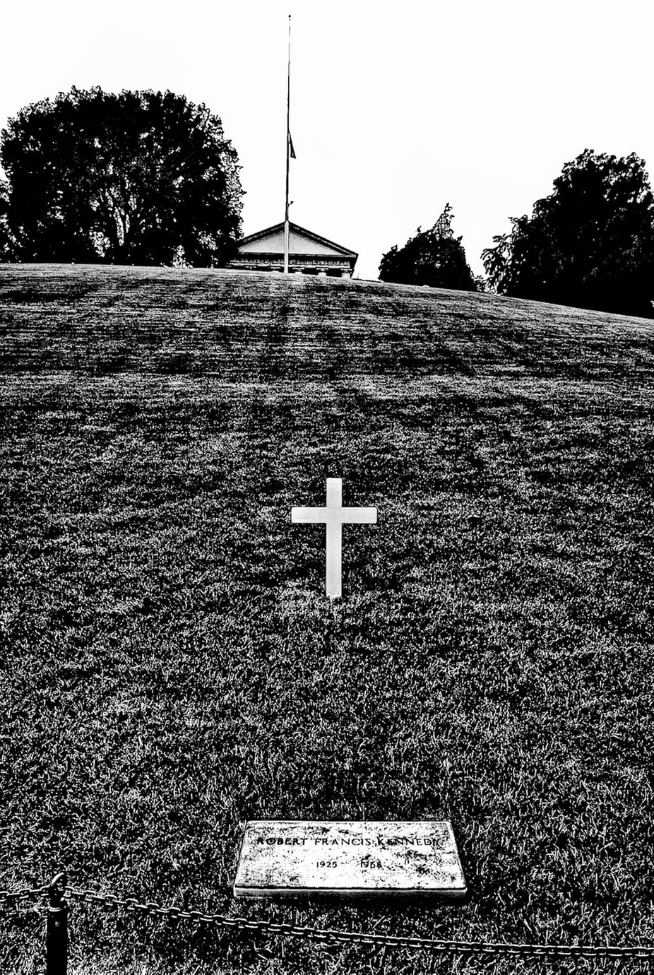 Cemetery in the USA, at Arlington in Virginia ( I believe) USA.