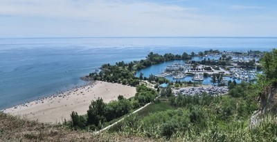 Top Of The Bluffs