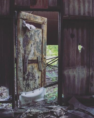 Abandoned Brickyard
