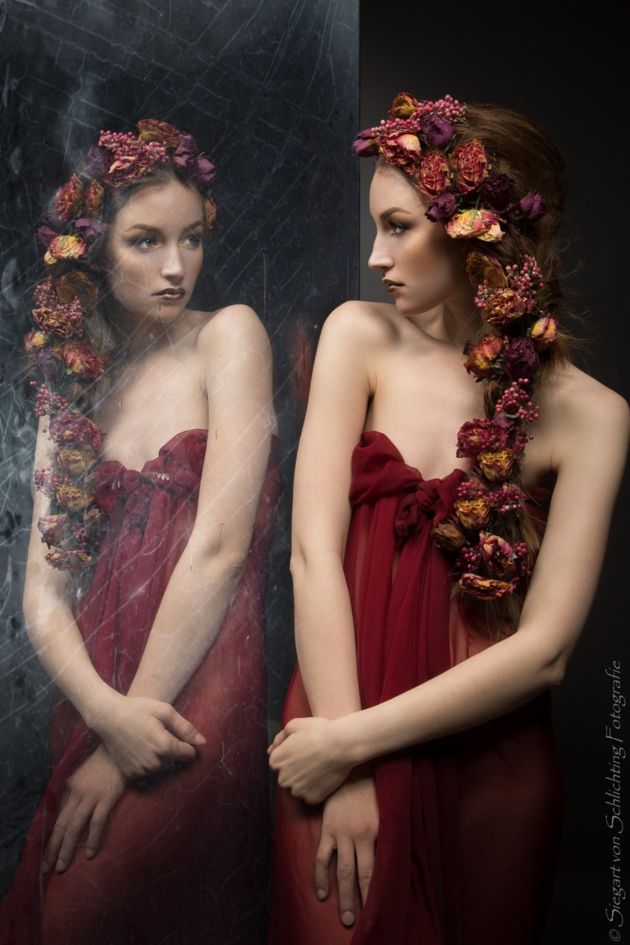 who is who by siegart - The Face in the Mirror Photo Contest