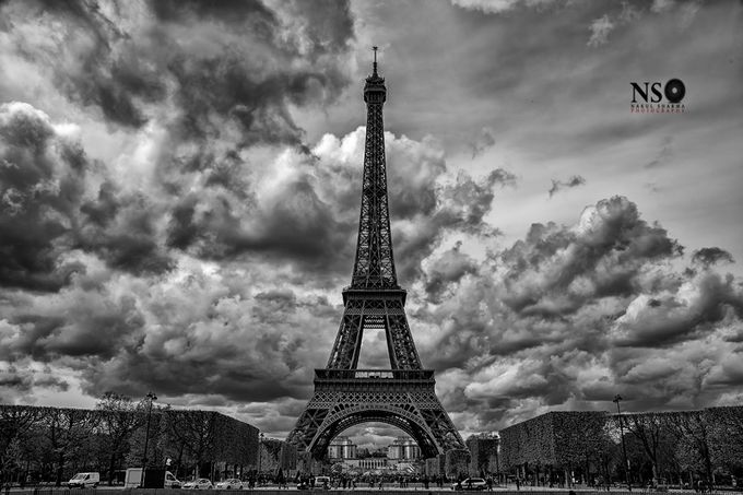 Eiffel Tower by nakul - City Of Love Photo Contest