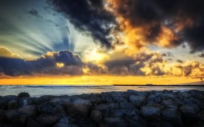 O'ahu Sunset