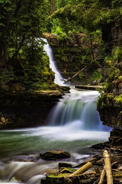Ousel Falls