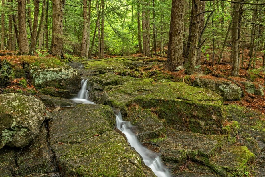 Another secret paradise nestled deep in the Adirondack Wilderness
