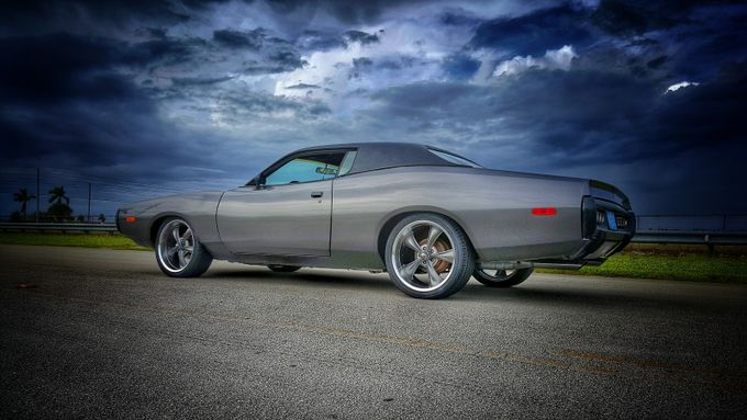 72 Dodge Charger SE by BarbieJara - Awesome Cars Photo Contest