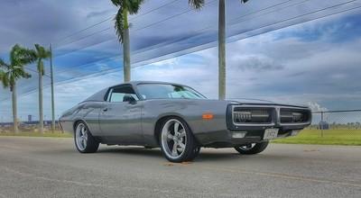 72 Dodge Charger SE