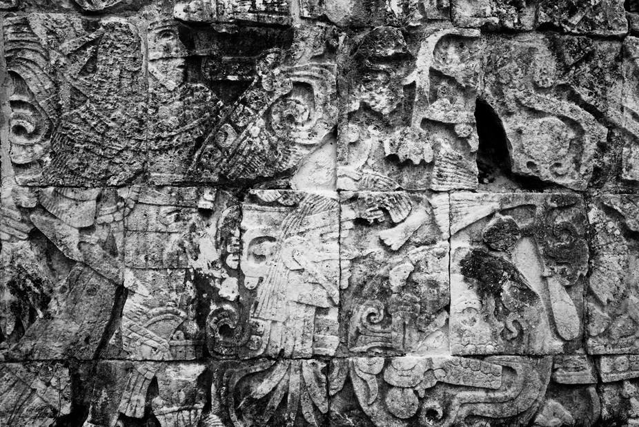 Mayan Ruins Chichenitza