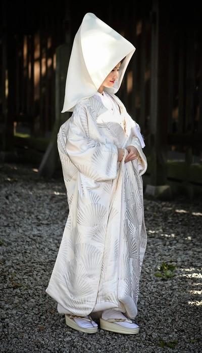 Kyoto bride.
