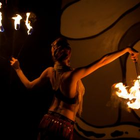 Fire Dancer II
