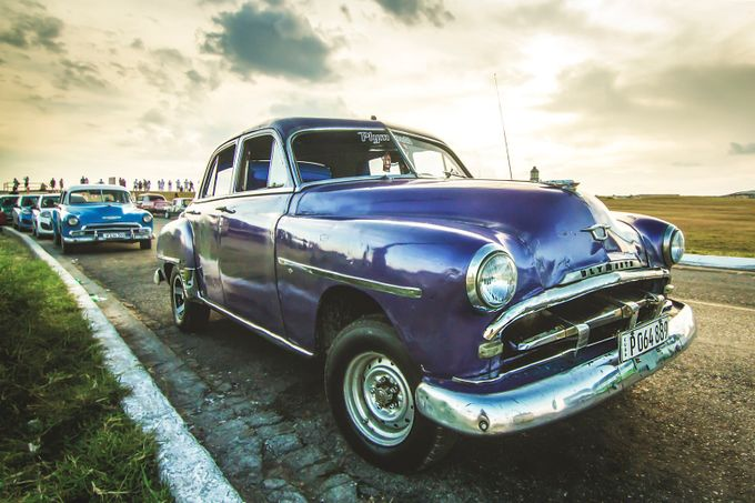Havana Nights by PhotoJunkiesAB - Awesome Cars Photo Contest