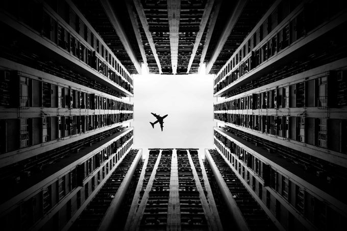 Overhead by ewill - Geometry And Architecture Photo Contest