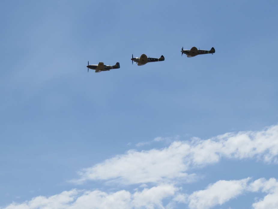 A photo taken at the Temora Air show 2013.
