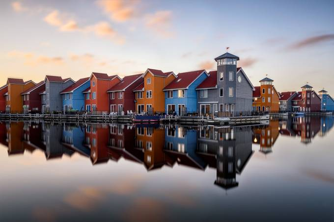 Once upon a time in Groningen - The Netherlands by luigitrevisi - Photogenic Villages Photo Contest